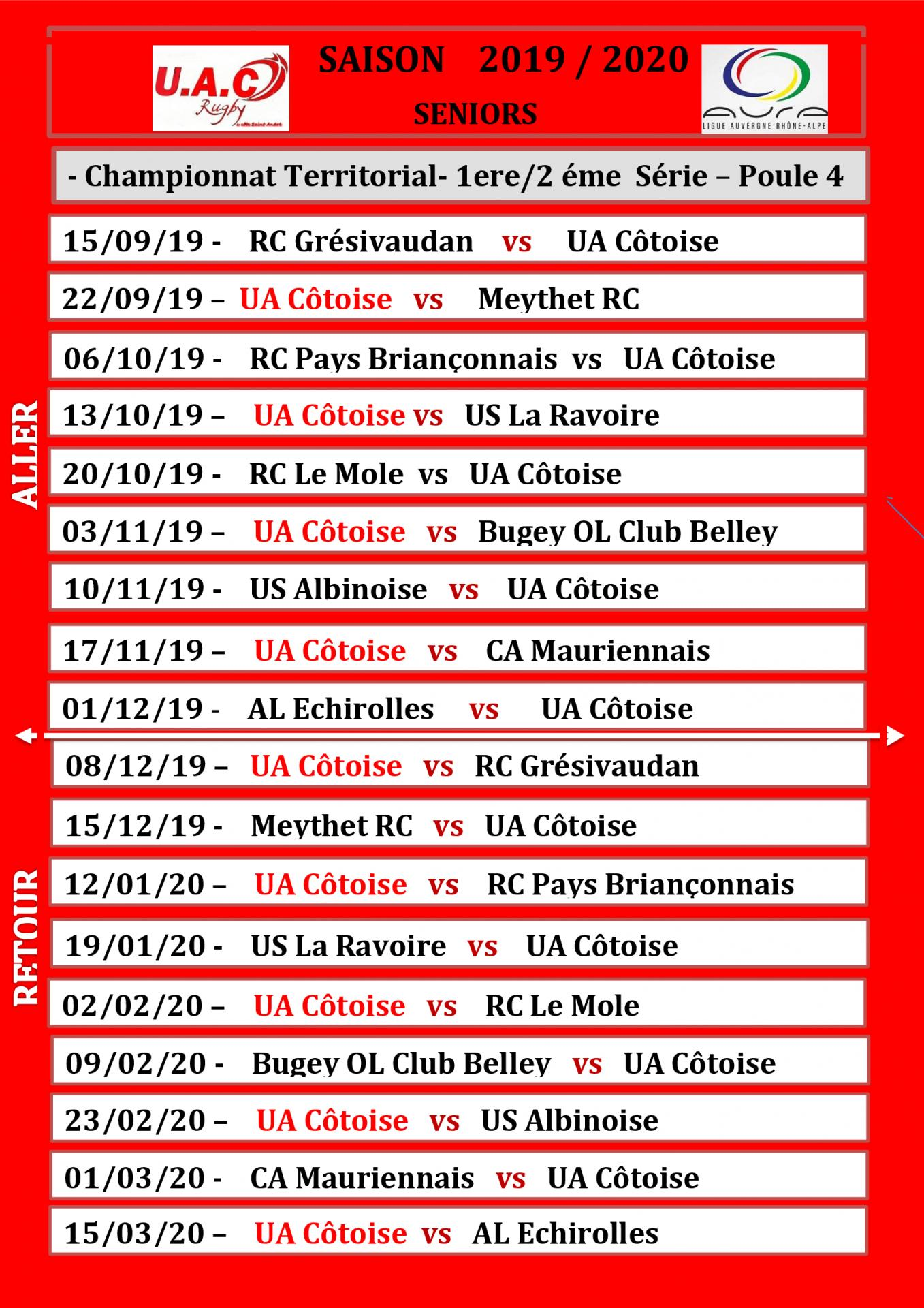 Serie Us Calendrier.Serie Us Calendrier