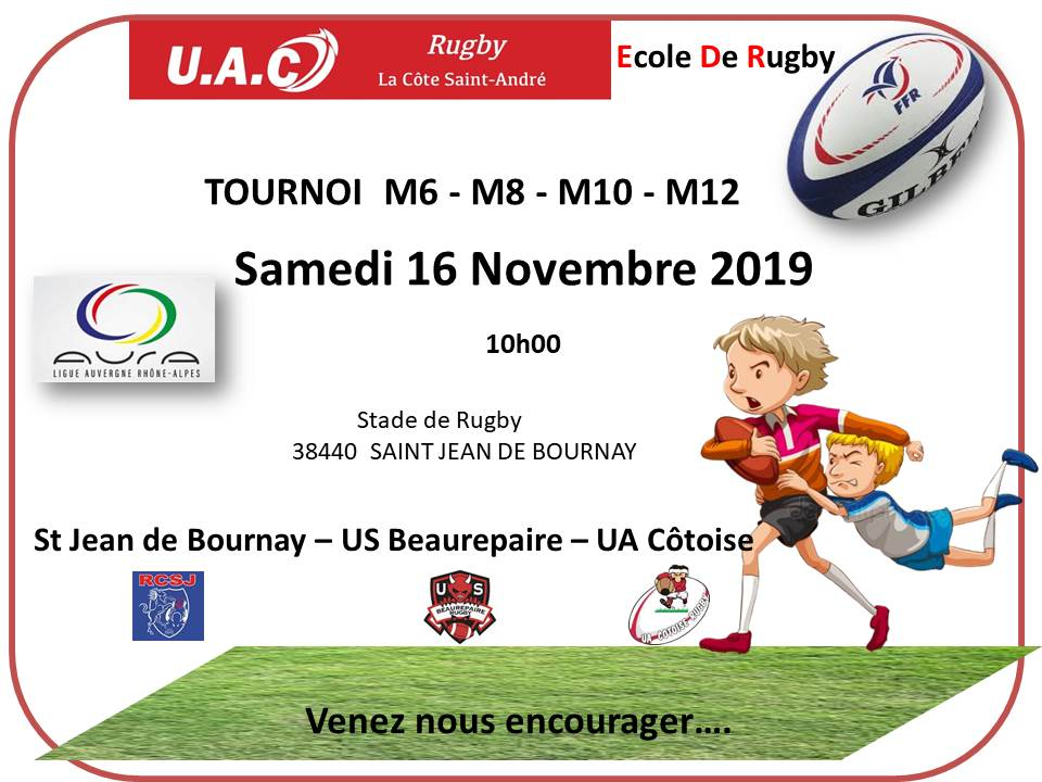 Edr tournoi le 16 novembre 2020