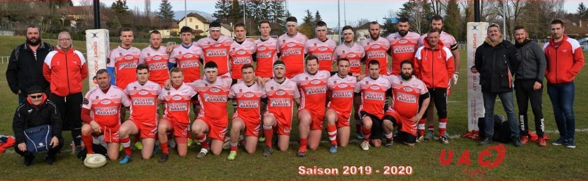Equipe seniors 2019 2020
