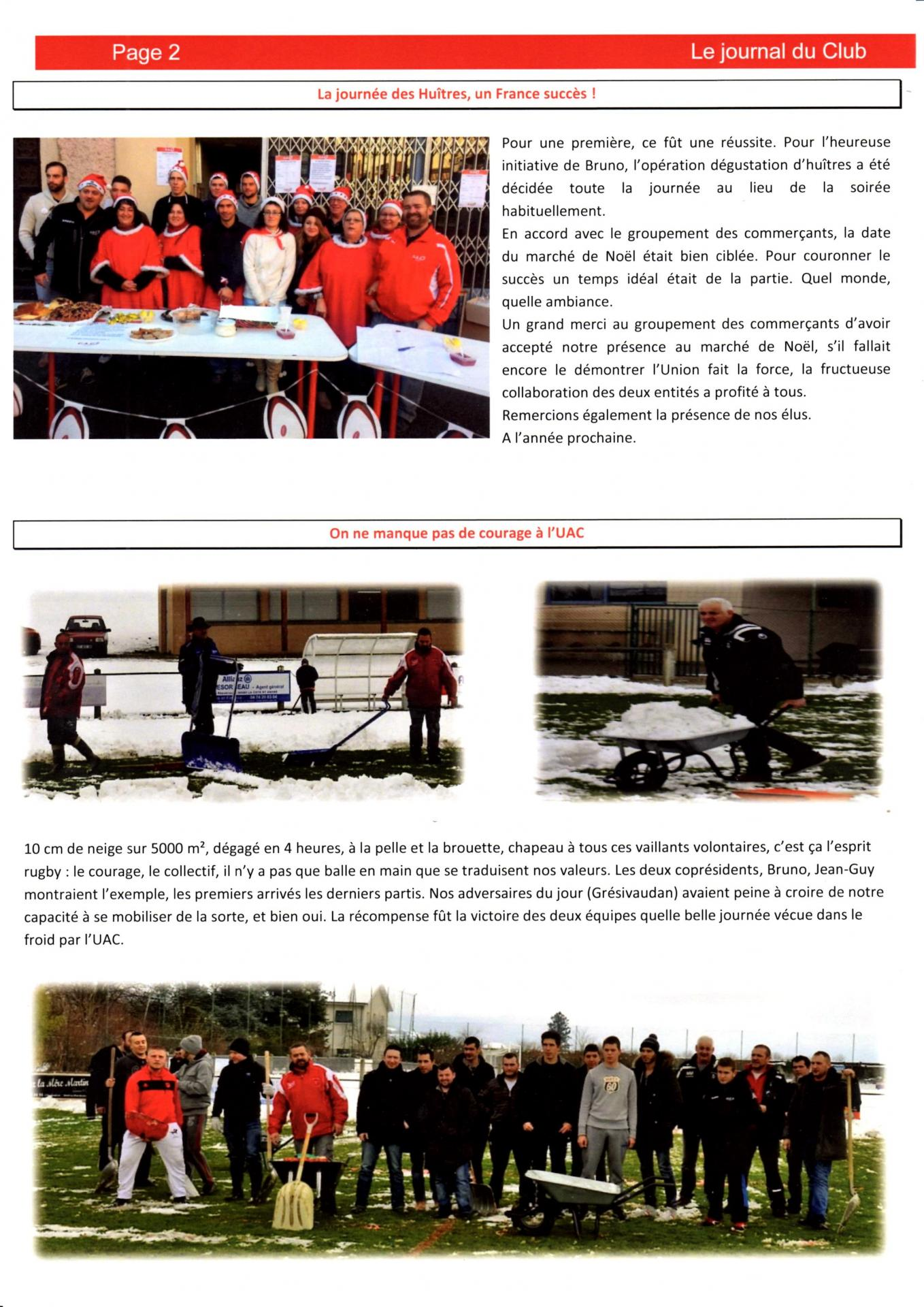 Journal du club p2 n 112