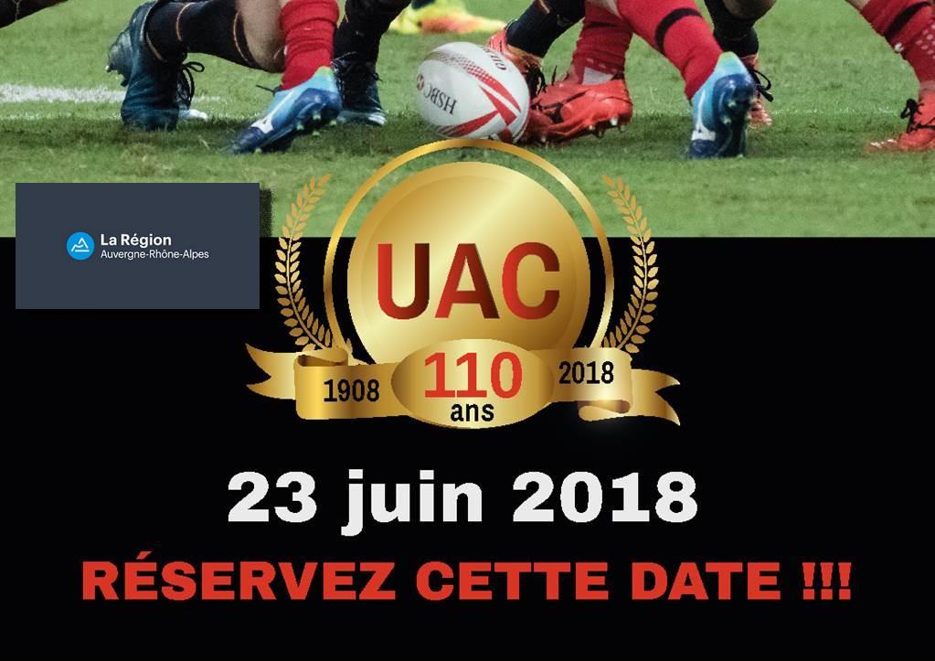 Nouveau logo 110 ans 03 05 2018