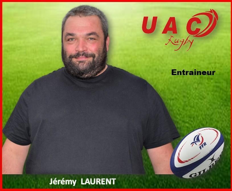 Presentation seniors entraineur jeremy laurent 2021 2022